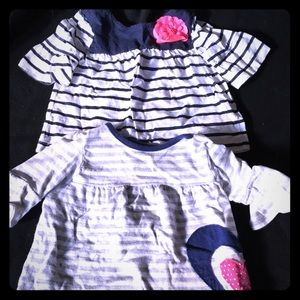 Toddler girls tops